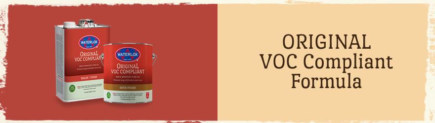 ORIGINAL VOC Compliant Formula