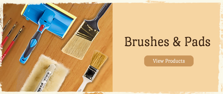 Brushes & Pads