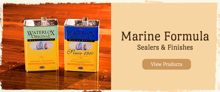Waterlox tung oil wood sealers, finishes and accessories for floors