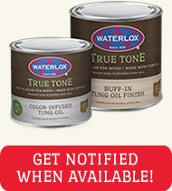 True Tone Color-Infused Tung Oil